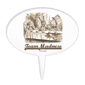 Team Madness (Wonderland Mad Tea Party) Cake Topper