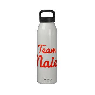 Team Maier Reusable Water Bottle