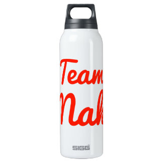 Team Maki 16 Oz Insulated SIGG Thermos Water Bottle