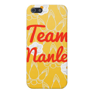 Team Manley Case For iPhone 5