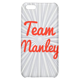 Team Manley iPhone 5C Covers