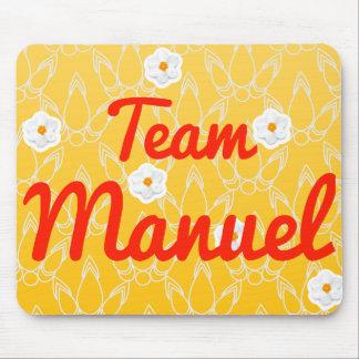 Team Manuel Mouse Pad