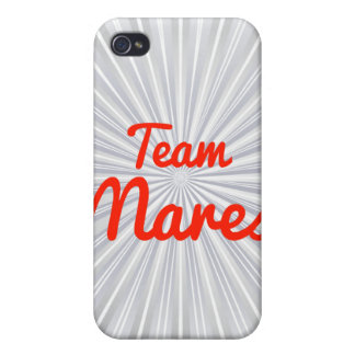 Team Mares Case For iPhone 4