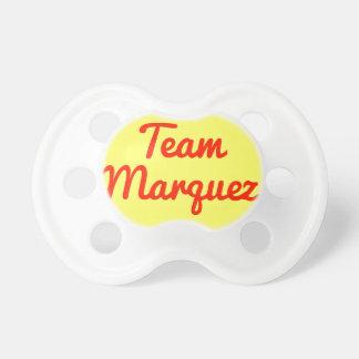 Team Marquez Pacifier
