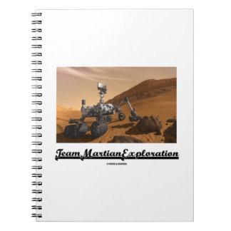 Team Martian Exploration (Curiosity Rover On Mars) Notebook