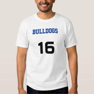 Team Mascots Custom Tee Shirt