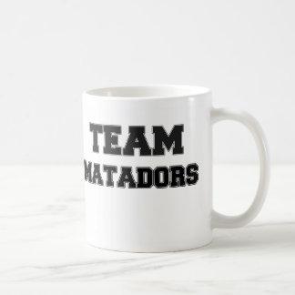 Team Matadors Classic White Coffee Mug