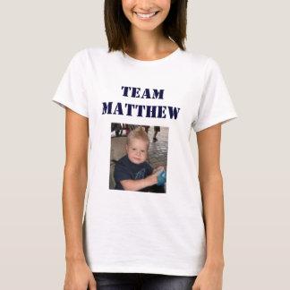 Team Matthew - Adult Female T-Shirt
