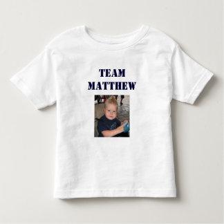 Team Matthew - Toddler Toddler T-shirt