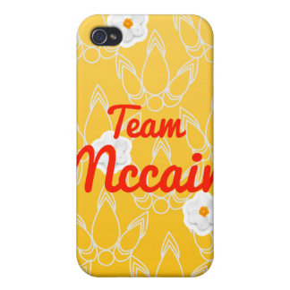 Team Mccain Case For iPhone 4