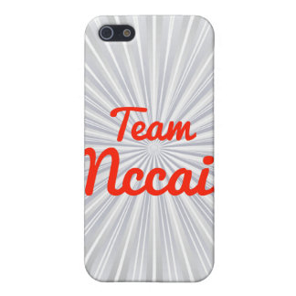 Team Mccain Case For iPhone 5
