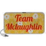 Team Mclaughlin Notebook Speaker