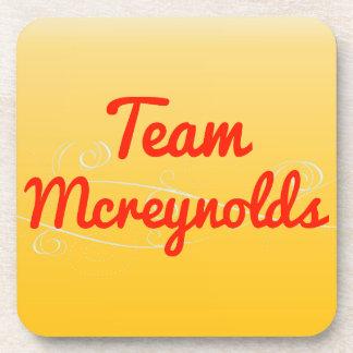 Team Mcreynolds Coasters
