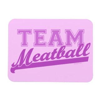 Team Meatball Magnets