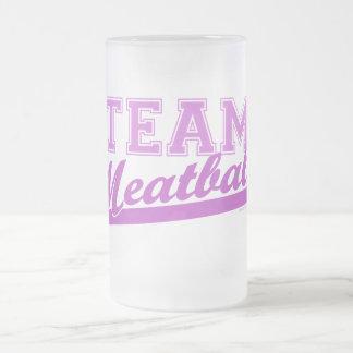 Team Meatball Mugs