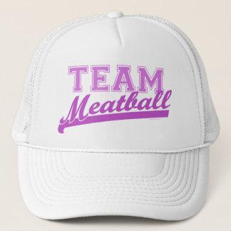 Team Meatball Trucker Hat