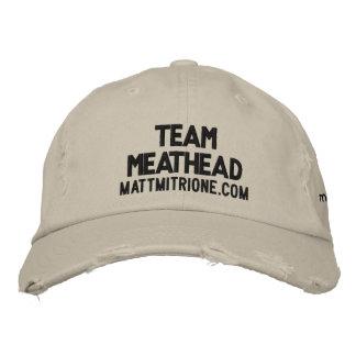 Team MeatHead Hat Embroidered Hat