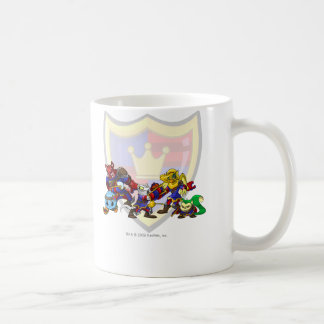 Team Meridell Group Coffee Mug