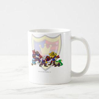 Team Meridell Group Coffee Mug