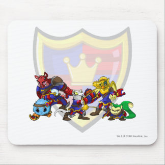 Team Meridell Group Mouse Pad