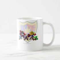 Team Meridell Group mugs