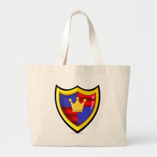Team Meridell Logo Large Tote Bag