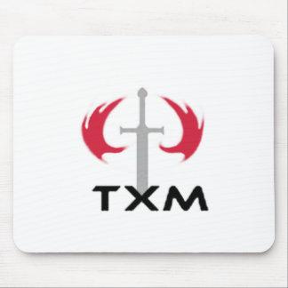 Team Method Branded Mousepad - White