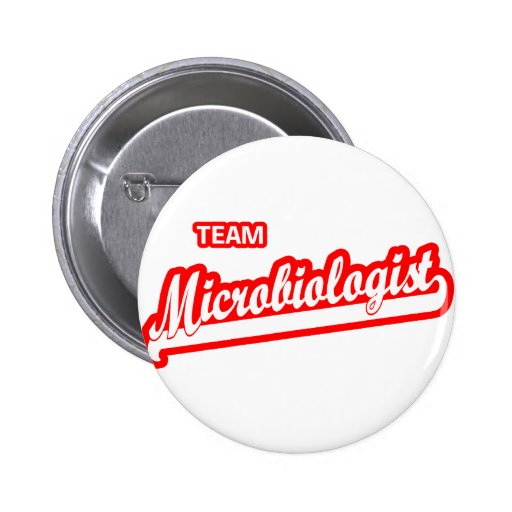 Team Microbiologist Button