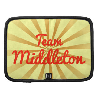 Team Middleton Organizer