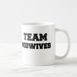 Team Midwives Coffee Mug