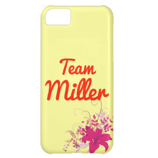 Team Miller iPhone 5C Cover