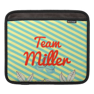 Team Miller Sleeves For iPads
