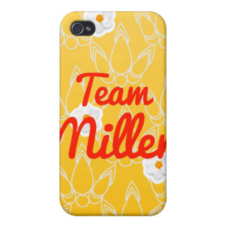 Team Miller iPhone 4/4S Cases