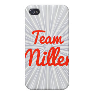 Team Miller iPhone 4 Covers