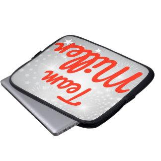 Team Miller Laptop Computer Sleeve