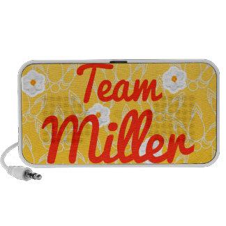 Team Miller Speaker System
