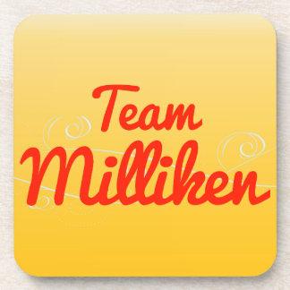 Team Milliken Beverage Coasters