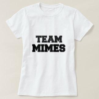 Team Mimes Tees