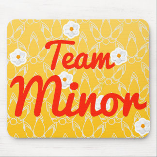 Team Minor Mouse Pads