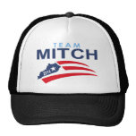Team Mitch Mesh Hat