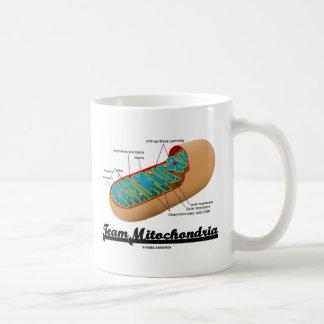 Team Mitochondria (Mitochondrion Humor) Coffee Mug