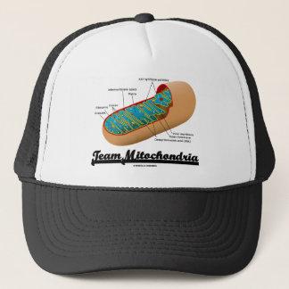 Team Mitochondria (Mitochondrion Humor) Trucker Hat