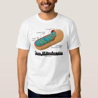 Team Mitochondria (Mitochondrion Humor) Tshirt