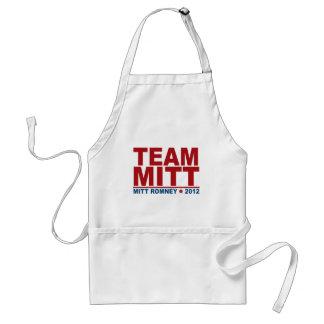 Team Mitt Romney 2012 Adult Apron