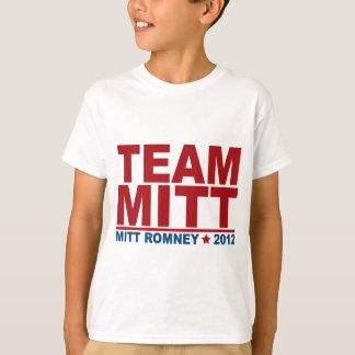 Team Mitt Romney 2012 T-Shirt