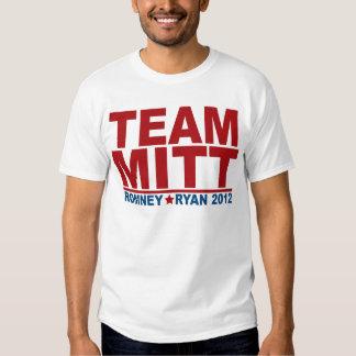 Team Mitt Romney Ryan 2012 Shirt