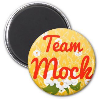Team Mock Fridge Magnets