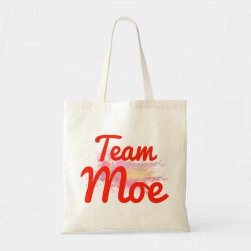 Team Moe Bag