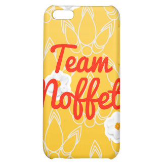 Team Moffett iPhone 5C Cases