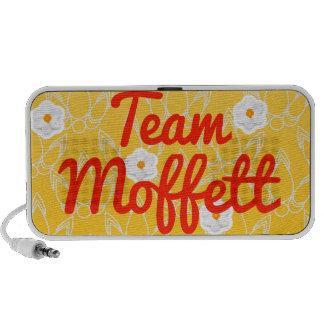 Team Moffett Laptop Speaker